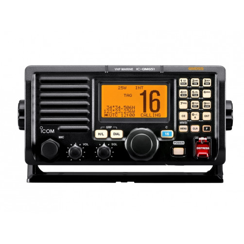 Радиостанция Icom IC-GM651 Marine