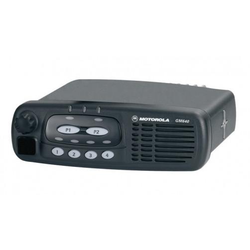 Радиостанция Motorola GM640, MPT1327 версия VHF