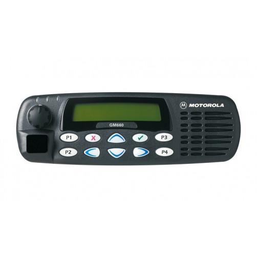 Радиостанция Motorola GM660, MPT1327 версия VHF