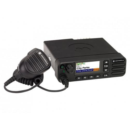 Motorola DM4601 MDM28QNN9KA2AN Радиостанция