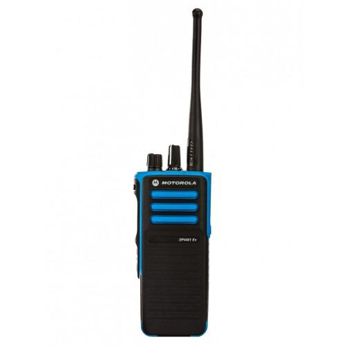 Motorola DP4401Ex MDH56QCC9LA3AN ATEX UHF Врывобезопасная цифровая рация
