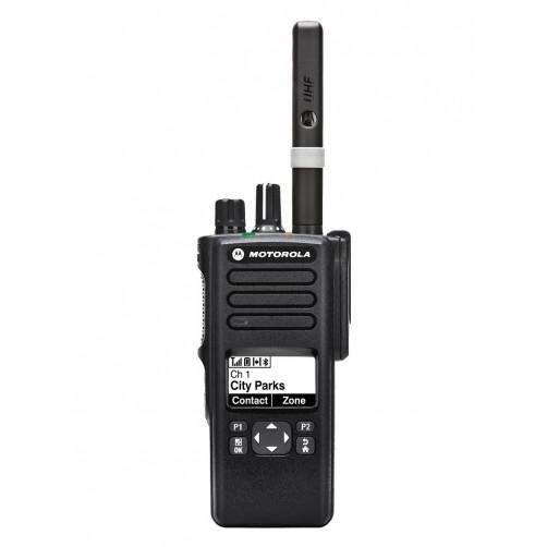 Motorola DP4601 UHF Цифровая портативная радиостанция