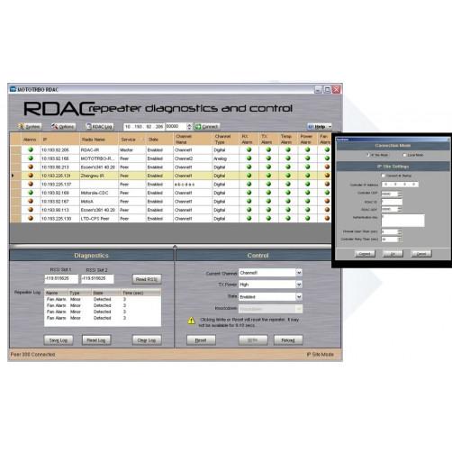 Motorola GMVN5520 RDAC программное обеспечение