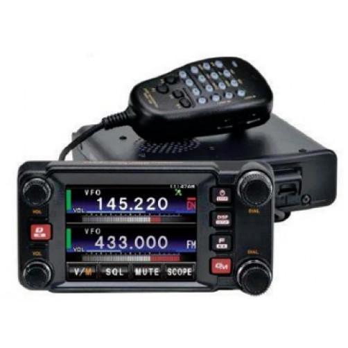 Yaesu FTM-400DR цифровая автомобильная радиостанция