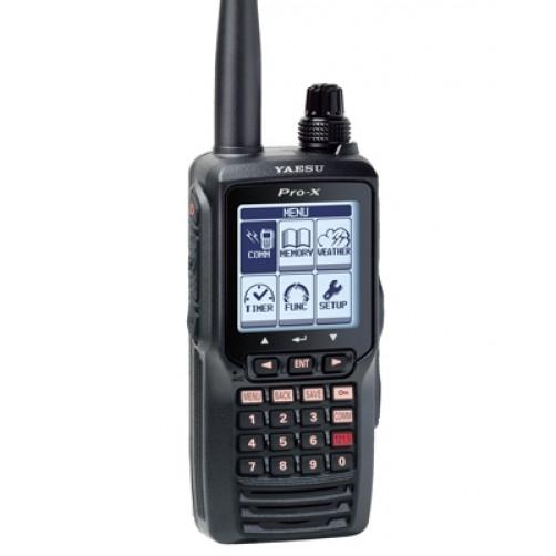 Yaesu FTA-550AA Avia Радиостанция авиационного диапазона