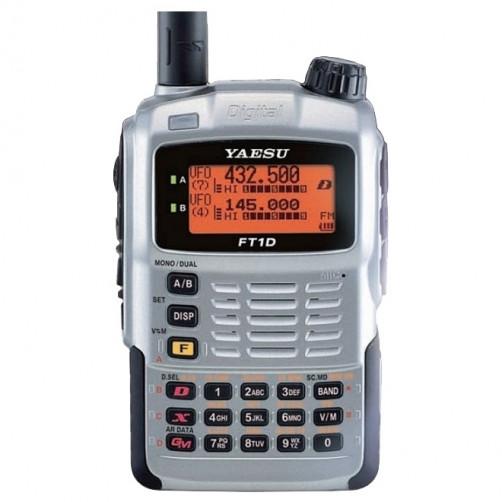 Yaesu FT-1DR цифровая портативная радиостанция