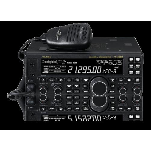 Yaesu FT-450D Любительский КВ-трансивер