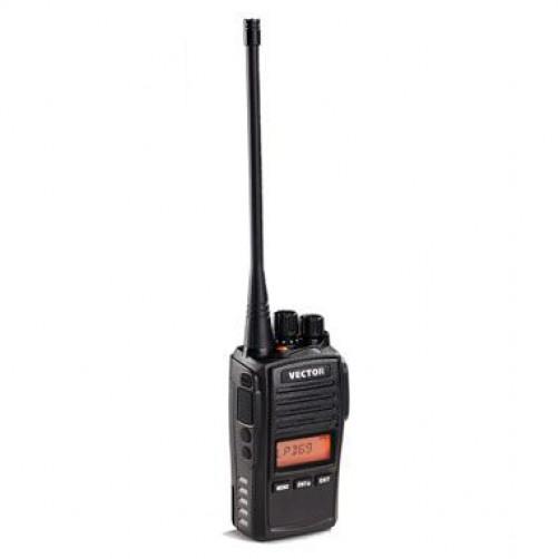 Радиостанция влагозащищенная Vector VT-67