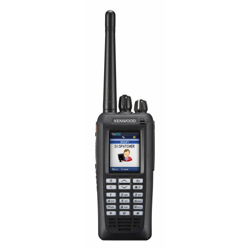 Kenwood TK-D200E VHF Цифровая портативная радиостанция