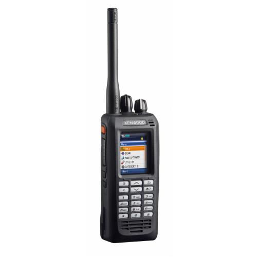 Kenwood TK-D200GE VHF Цифровая портативная радиостанция