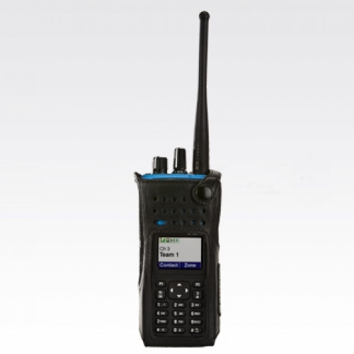 Motorola PMLN6099 Ex Чехол кожаный