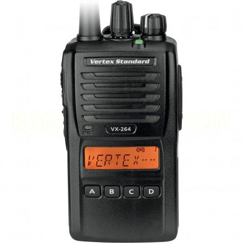 Motorola VX-264 Радиостанция портативная UHF-1