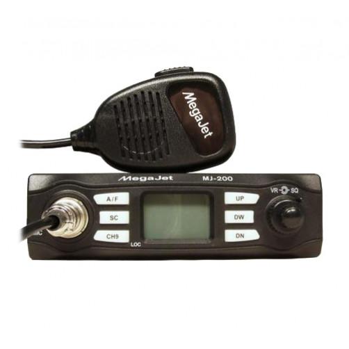MegaJet MJ-200 Автомобильная/базовая радиостанция