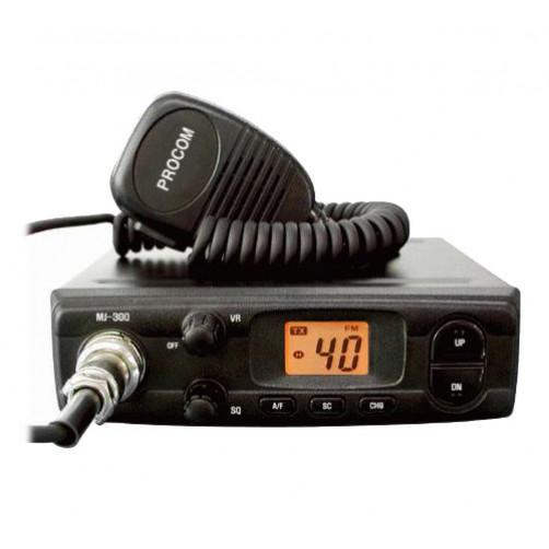 MegaJet MJ-300 Автомобильная/базовая радиостанция