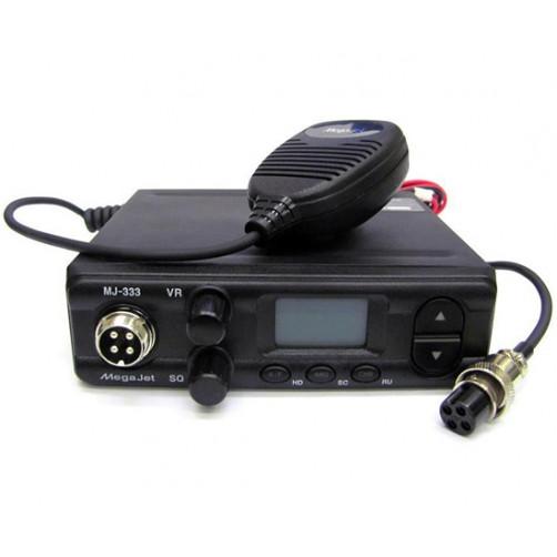 MegaJet MJ-333 Автомобильная/базовая радиостанция