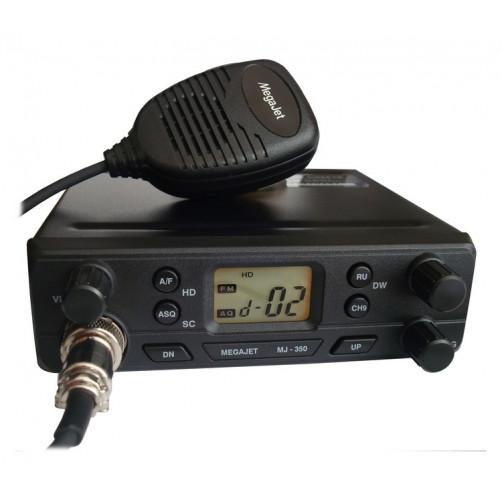 MegaJet MJ-350 Автомобильная/базовая радиостанция