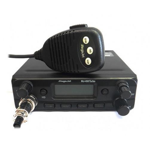 MegaJet MJ-450 Turbo Автомобильная/базовая радиостанция