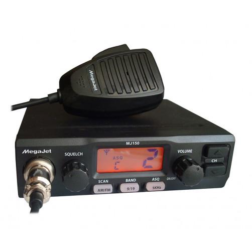 MegaJet MJ-150 Автомобильная/базовая радиостанция