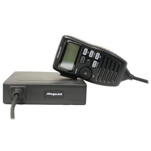 MegaJet MJ-555K Радиостанция автомобильная