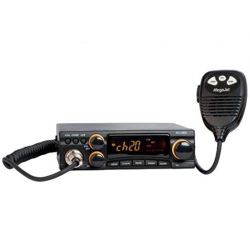MegaJet MJ-600 Автомобильная/базовая радиостанция