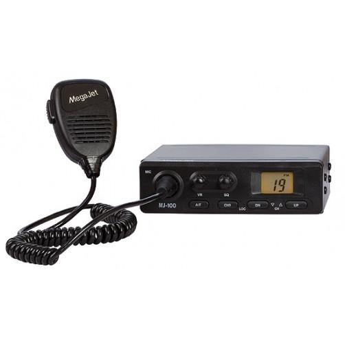 MegaJet MJ-100 Автомобильная/базовая радиостанция