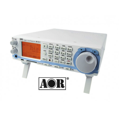 AOR AR-DV1 Цифровой сканирующий приемник