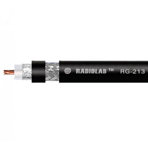 RADIOLAB RG-213 C/U PVC Коаксиальный кабель