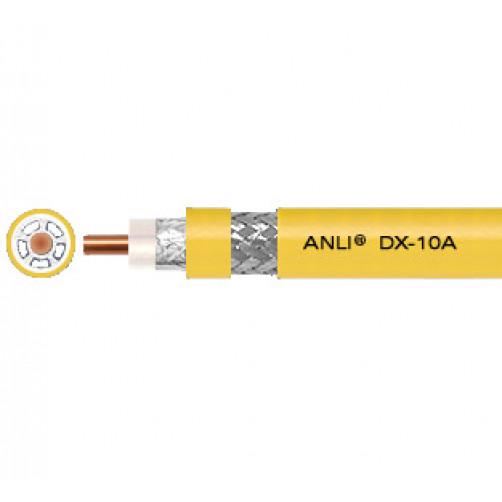 ANLI DX-10A Коаксиальный кабель, полувоздушный