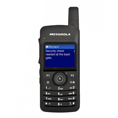 Motorola SL4010E MDH81QCN9TA2AN UHF Компактная цифровая радиостанция