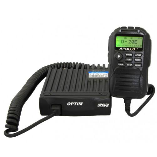 OPTIMCOM OPTIM-APOLLO Cb Радиостанция автомобильная