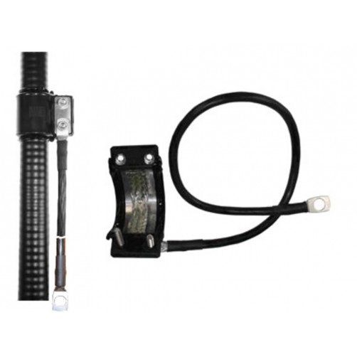 "RFS GKSPEED20-14p Комплект заземления кабеля 1/4"""