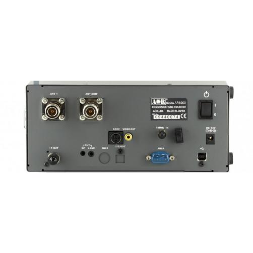AOR AR6000 Широкополосный сканирующий приемник
