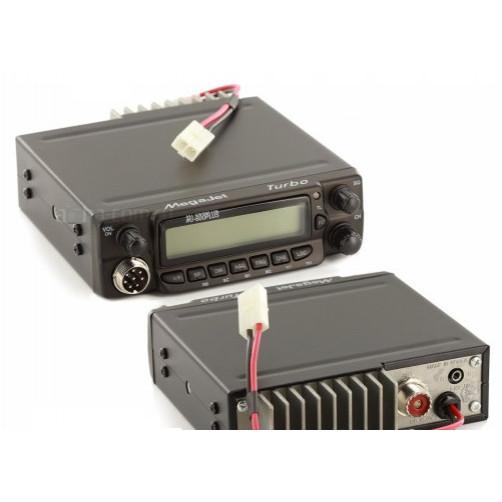 MegaJet MJ-600 PLUS  Turbo Радиостанция автомобильная