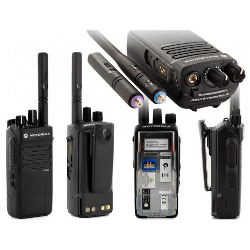 Motorola DP2400E UHF Цифровая портативная радиостанция