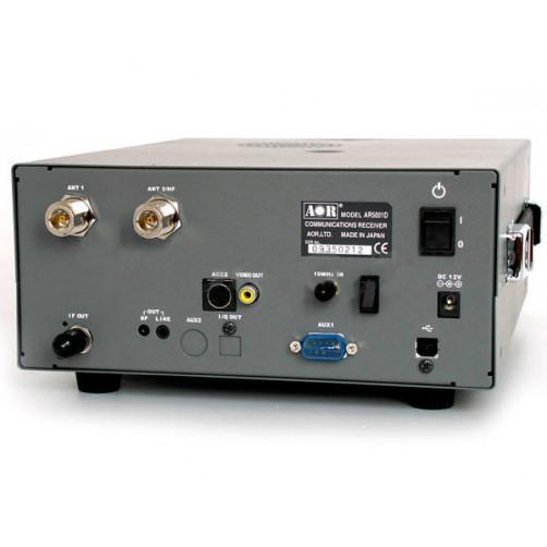 AOR AR5001D Широкополосный сканирующий приемник