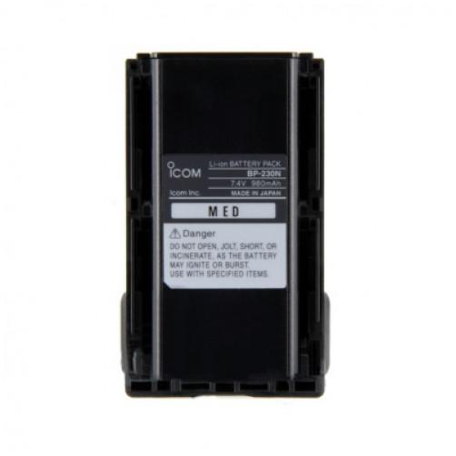 Аккумулятор ICOM BP-230N