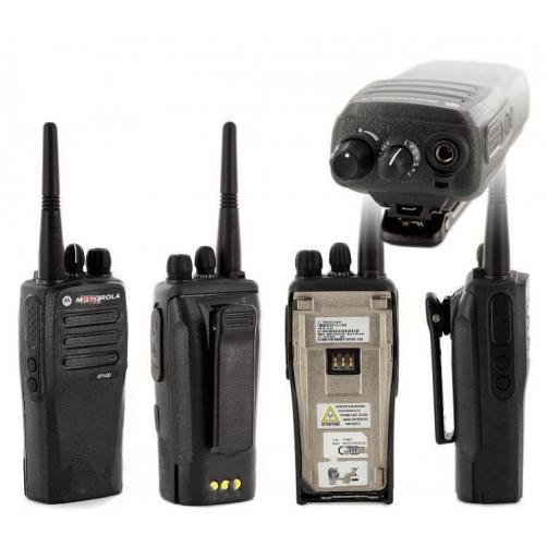 Motorola DP1400 UHF Аналоговая портативная радиостанция