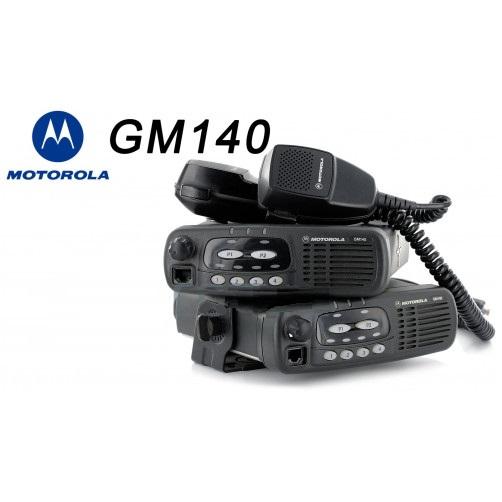 Радиостанция Motorola GM140, версия VHF