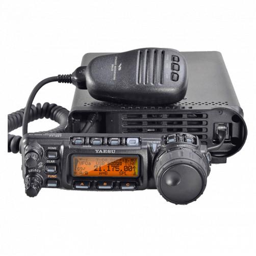 Радиостанция Yaesu FT-857D All