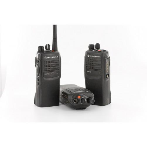 Радиостанция Motorola GP340, версия River