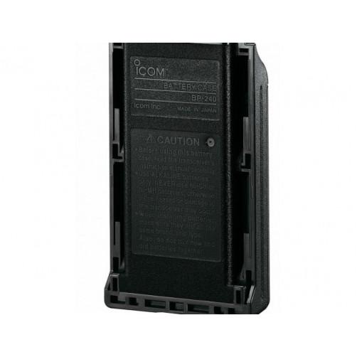 ICOM BP-240 Батарейный отсек