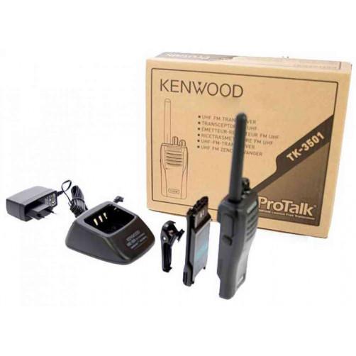 Kenwood TK-3501E Радиостанция безлицензионная