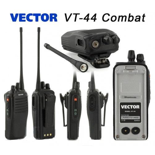 Радиостанция Vector VT-44 COMBAT