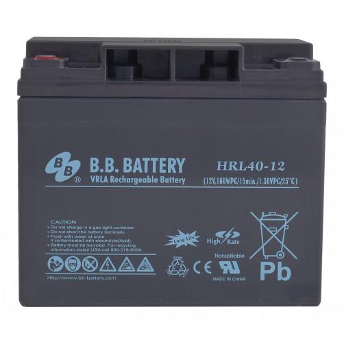 B.B.Battery HRL 40-12 Аккумуляторная батарея