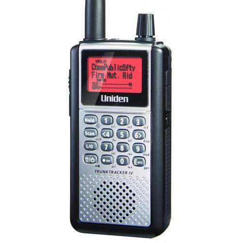 Uniden Bearcat BCD396XT APCO25 Сканирующий приемник