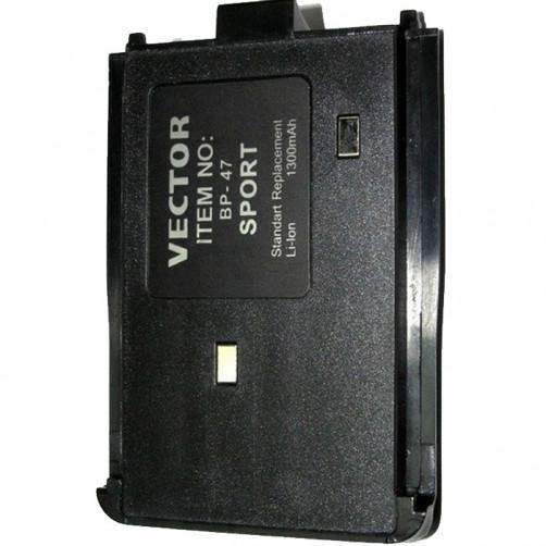 Vector BP-47 SPORT Аккумулятор