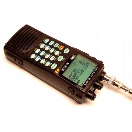 AOR AR8200 Широкополосный сканирующий приемник