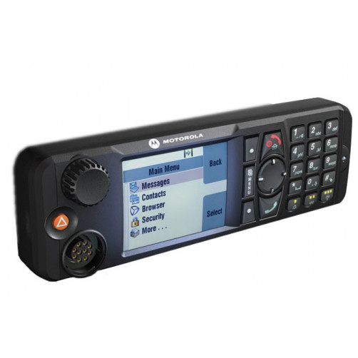 Motorola PMWN4002 Панель управления радиостанций TETRA