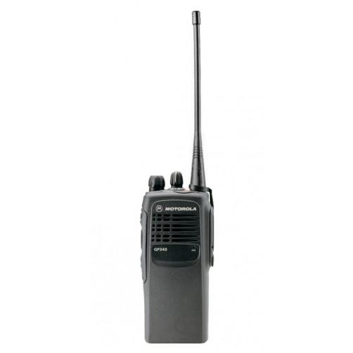 Motorola GP340 UHF Портативная радиостанция