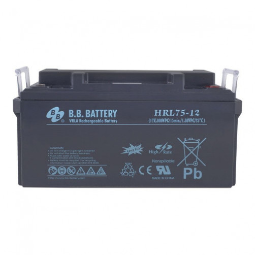 B.B.Battery HRL 75-12 Аккумуляторная батарея